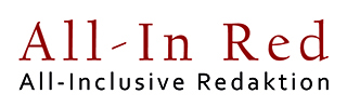 Logo von All-In Red All-Inclusive Redaktion Freya und Dr. Benjamin Kettner